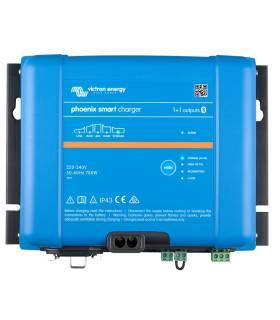 Cargador de baterías VICTRON PHOENIX SMART IP43 24/25 (1+1)
