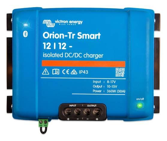 Cargador CC/CC Victron Orion-Tr Smart 12/12-18