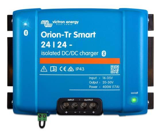 Cargador CC/CC Victron Orion-Tr Smart 24/12-20
