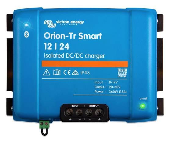 Cargador CC/CC Victron Orion-Tr Smart 12/24-10