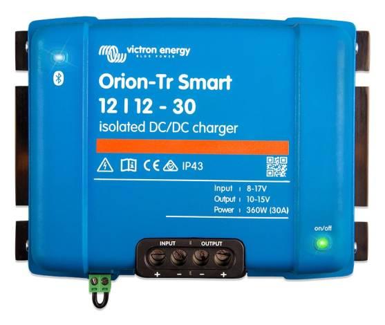 Cargador CC/CC Victron Orion-Tr Smart 12/12-30