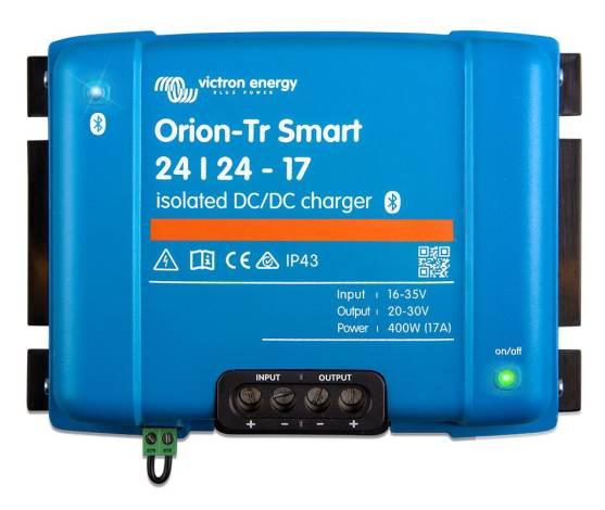 Cargador CC/CC Victron Orion-Tr Smart 24/24-17