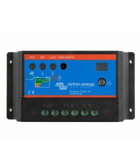 Regulador de carga Victron BlueSolar PWM-Light  12/24-10