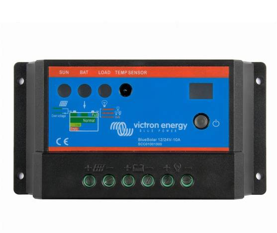 Regulador de carga Victron BlueSolar PWM-Light  12/24-20