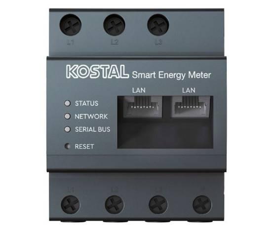 Monitorización KOSTAL SMART ENERGY METER