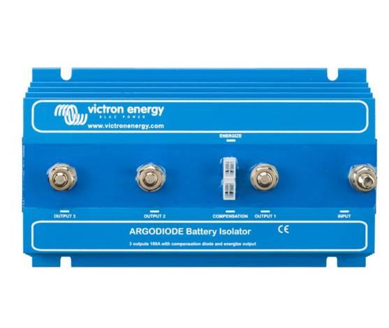 Puente de diodos VICTRON ARGO 180-3AC - 3 baterías