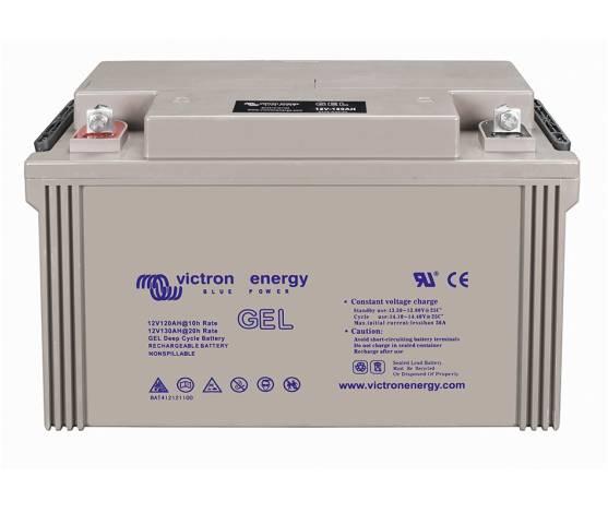 Batería solar VICTRON Energy GEL (Sin mantenimiento)12V - 220Ah /C20