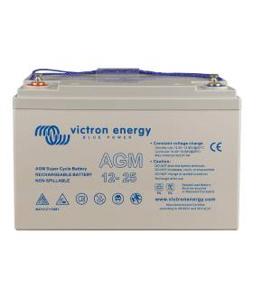 Batería solar Victron Energy AGM Super Cycle 12V - 25Ah C20