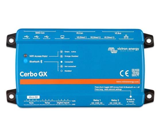 Monitorización Victron Cerbo GX