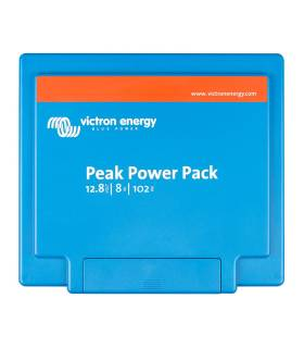 Baterías de LI-Ion VICTRON PEAK POWER PACK 12.8v/8Ah - 102 Wh
