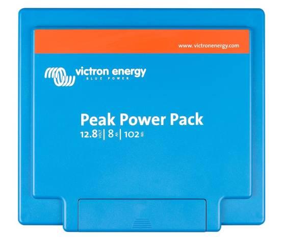 Baterías de LI-Ion VICTRON PEAK POWER PACK 12.8v/8Ah - 102 Wh