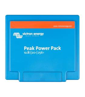 Baterías de LI-Ion VICTRON PEAK POWER PACK 12.8v/20Ah - 256 Wh