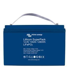 Lithium SuperPack Victron Energy 12.8V/100Ah (M8)