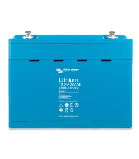 Batería litio Victron LiFePo4 (sin mantenimiento) 12.8V / 200 Ah - Smart