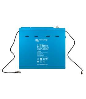 Batería litio Victron LiFePo4 (sin mantenimiento) 12.8V / 300 Ah - Smart