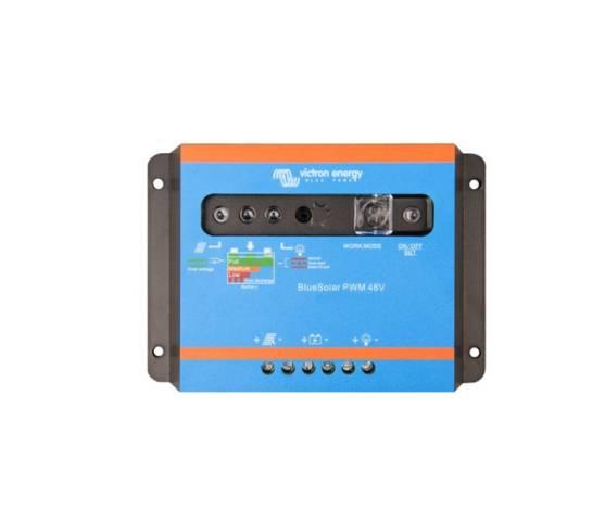 Regulador de carga Victron BlueSolar PWM-Light  48-10