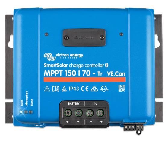 Regulador de carga Victron SmartSolar MPPT 150/70 VE.Can