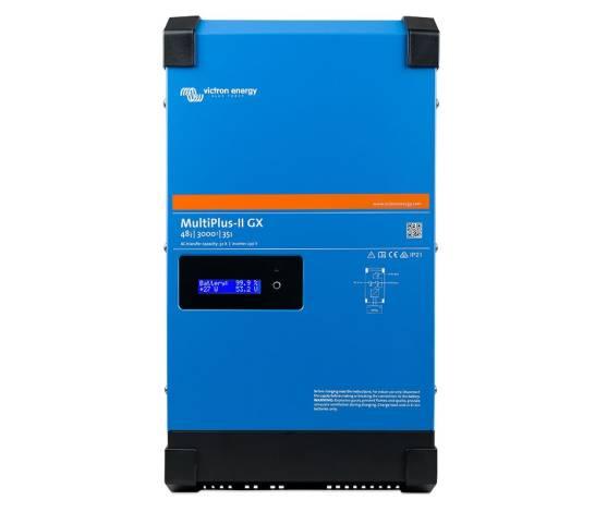 Inversor Cargador Victron Energy Multiplus-II 48/5000/70-50 GX