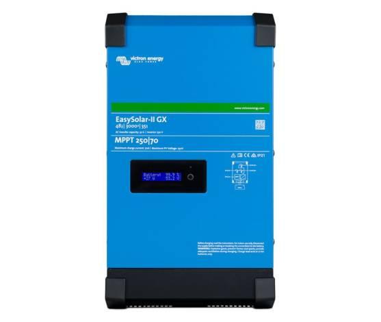 Inversor Cargador Regulador VICTRON Energy EasySolar-II  48/3000/35-32 MPPT 250/70 GX