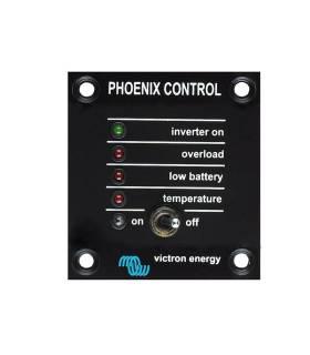Monitorización VICTRON Control Remoto Inversores Phoenix