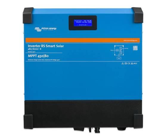 Inversor aislada de alta frecuencia SmartSolar RS 48/6000 230V