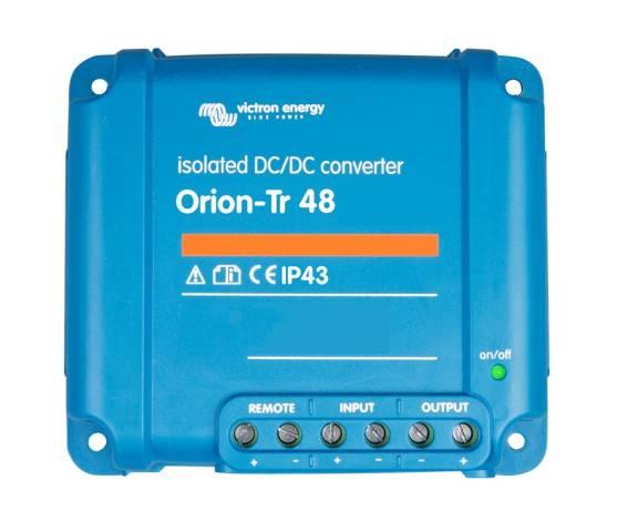 Convertidor CC/CC Victron Orion-TR aislado 48/12-20 (240W)