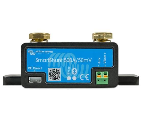 Derivador de baterías VICTRON SmartShunt 500A