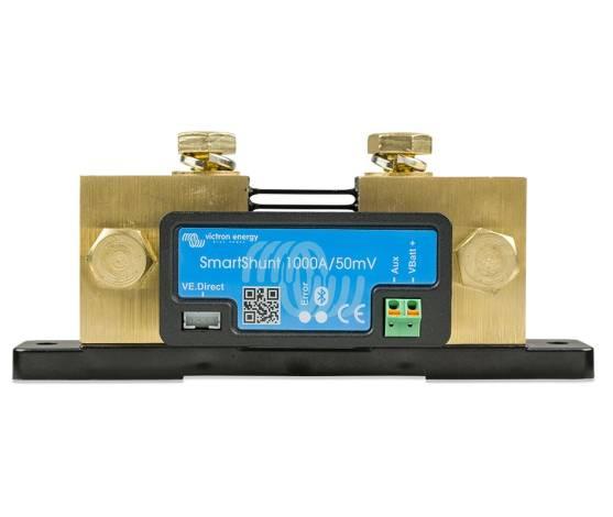 Derivador de baterías VICTRON SmartShunt 1000A