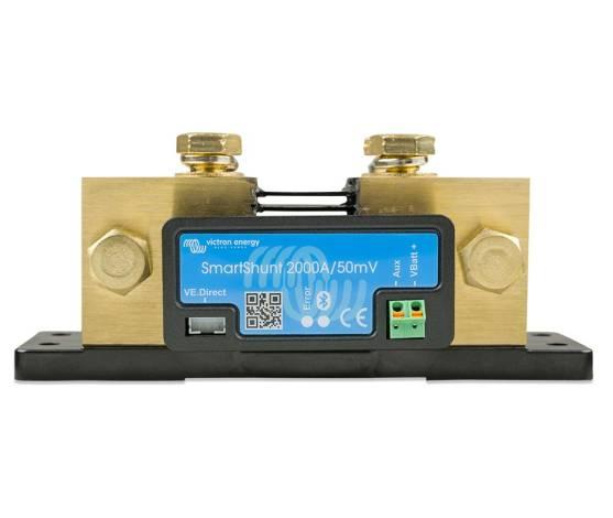 Derivador de baterías VICTRON SmartShunt 2000A/50mV