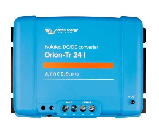 Convertidor CC/CC Victron Orion-TR aislado 24/12-9 (110W)