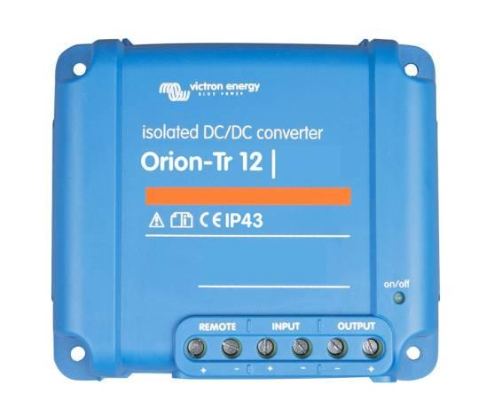 Convertidor CC/CC Victron Orion-TR aislado 12/12-18 (220W)