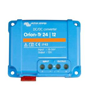 Convertidor CC/CC Victron Orion-TR no aislado 24/12-20 (240W)