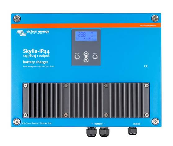 Cargador de baterías Victron Skylla-IP44 24/30 (1+1)