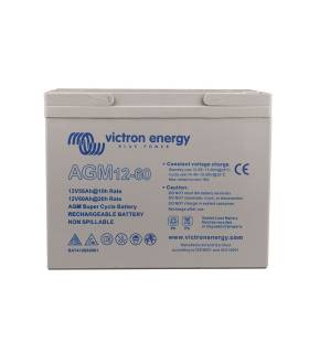 Batería solar Victron Energy AGM Super Cycle 12V - 60Ah C20