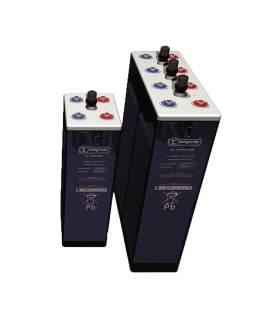 Batería solar estacionaria Sigma 20 OPzS 2500 (6 ud. 12V) 4017 Ah/C100