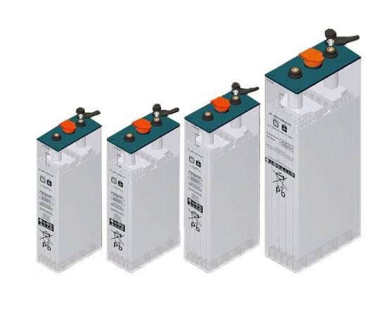 Batería solar estacionaria Sigma 5 SOPzS 605 (6 ud. 12V) 605 Ah/C100