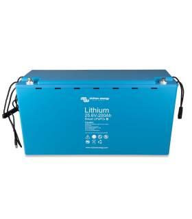Batería litio Victron LiFePo4 (sin mantenimiento) 25.6V / 200 Ah - Smart