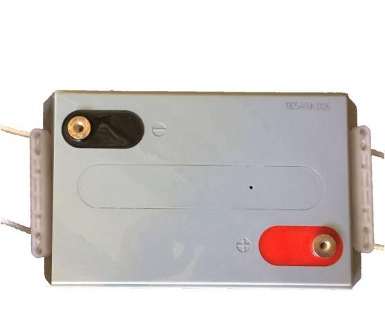 Batería Solar ELEKSOL AGM 3GFM550 - 6V 550Ah