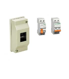 Cuadro protección eléctrica CA 1.500W