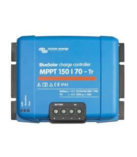 Regulador de carga BlueSolar MPPT 150/70 (12/24/48V-70A)