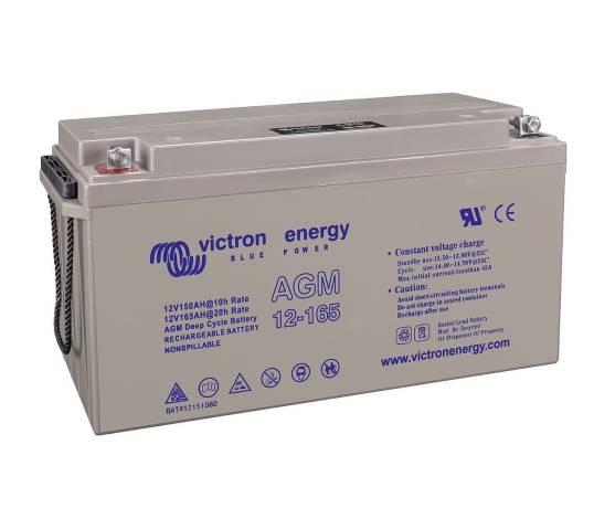 BATERIA AGM VICTRON ENERGY 165AH/C100