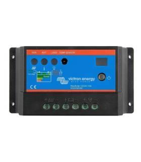 Regulador de carga con timer BLUE SOLAR 10A