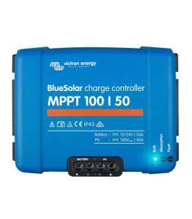 Regulador de carga BlueSolar MPPT 100/50 (12/24V-50A)
