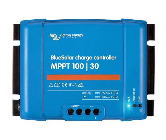 Regulador de carga BlueSolar MPPT 100/30 (12/24V)