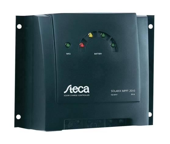 Regulador de carga solar STECA MMPT2010