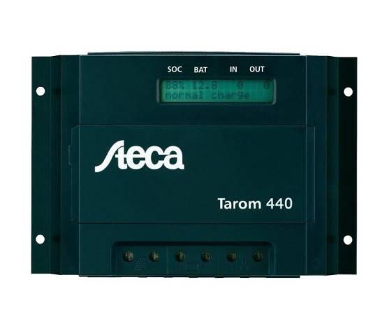 REGULADOR DE CARGA STECA TAROM 440 48V 40A