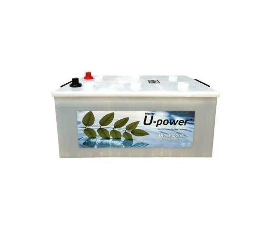 Batería Solar de Plomo Ácido UP-SPO205 205Ah