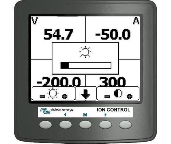 Monitorización VICTRON Energy ION CONTROL