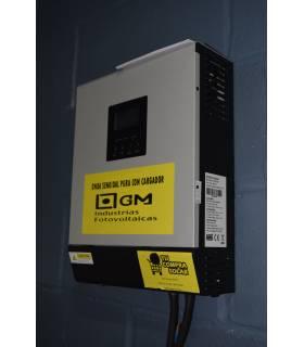 Inversor-cargador HUBER POWER 2424 MPPT  24V  2400W - 2ª MANO