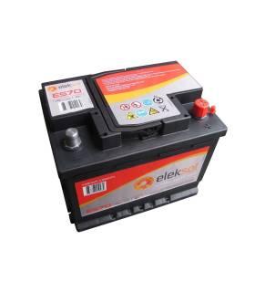 Batería solar ELEKSOL ES70 12V - 70Ah /C100